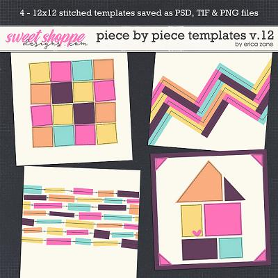Piece by Piece v.12 Templates by Erica Zane