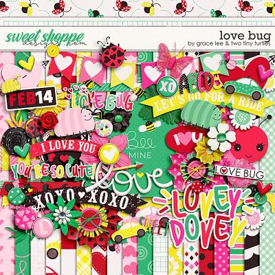 Love Bug by Grace Lee and Two Tiny Turtles