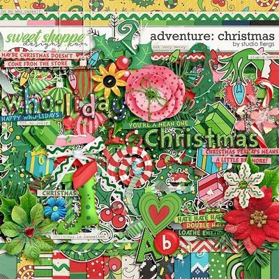 Adventure: Christmas by Studio Flergs