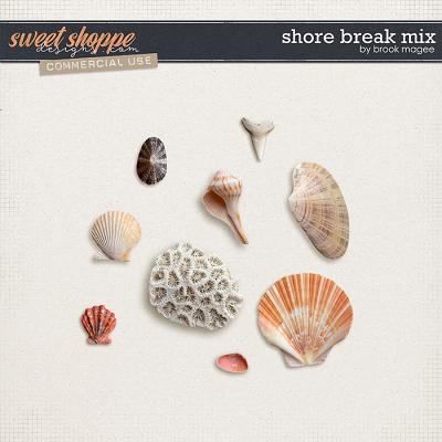 Shore Break Mix - CU - by Brook Magee
