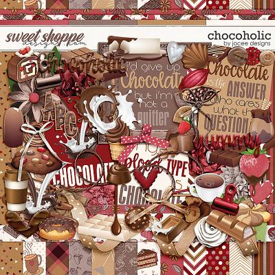 Chocoholic Kit by JoCee Designs