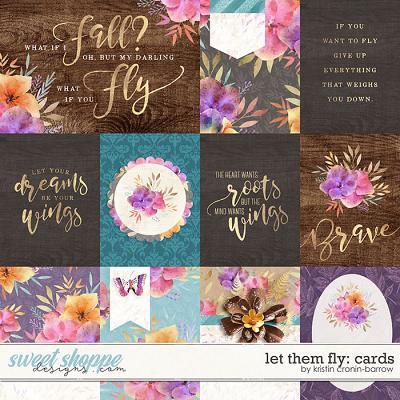 Let them Fly: Cards by Kristin Cronin-Barrow