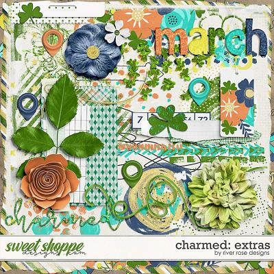 Charmed: Extras by River Rose Designs