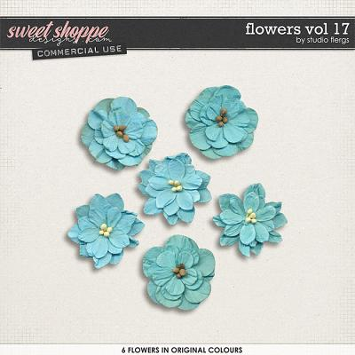 Flowers VOL 17 by Studio Flergs
