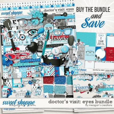 Doctor's Visit: Eyes Bundle by Meagan's Creations