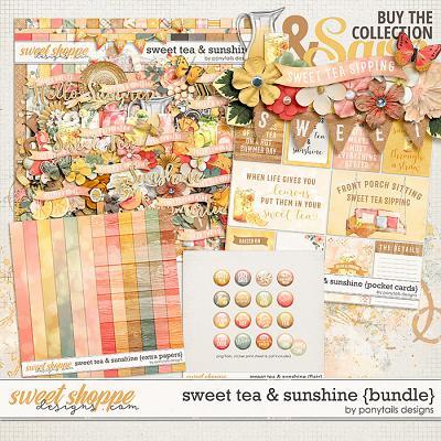 Sweet Tea & Sunshine Bundle by Ponytails