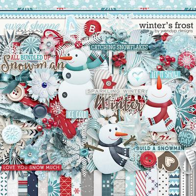 Winter's Frost by WendyP Designs
