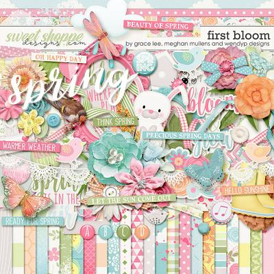 First Bloom by Grace Lee, Meghan Mullens, and Wendyp Designs