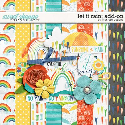 Let it Rain: Add-On Freebie by River Rose Designs