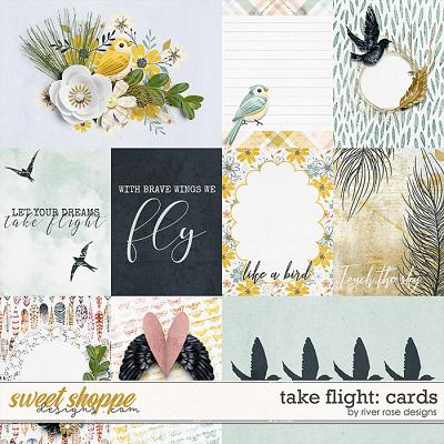 Take Flight: Cards by River Rose Designs