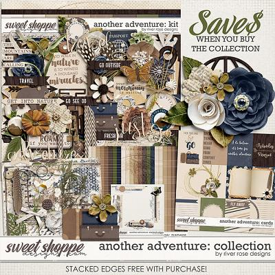 Another Adventure: Collection + FWP by River Rose Designs