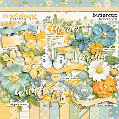 Buttercup KIT by Studio Flergs