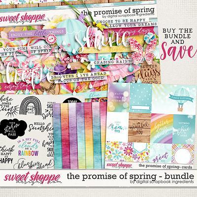 The Promise Of Spring Bundle by Digital Scrapbook Ingredients
