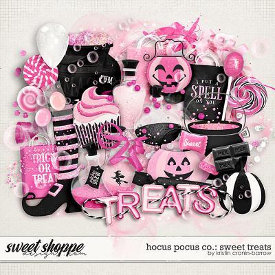 Hocus Pocus Co: Sweet Treats by Kristin Cronin-Barrow