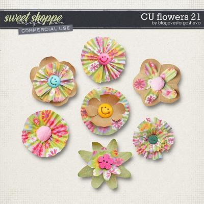 CU Flowers 21 by Blagovesta Gosheva