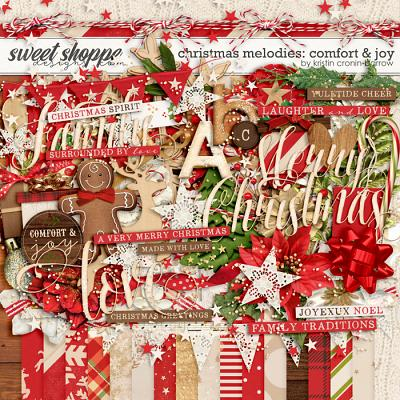 Christmas Melodies: Comfort and Joy by Kristin Cronin-Barrow