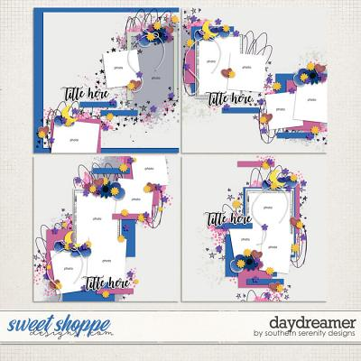 Daydreamer Layered Templates by Southern Serenity Designs