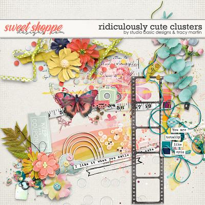 Ridiculously Cute Clusters by Studio Basic & Tracy Martin