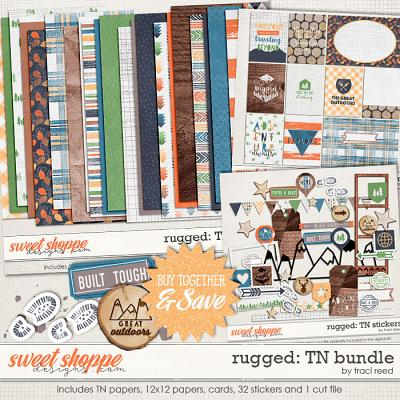 Rugged TN Collection by Traci Reed
