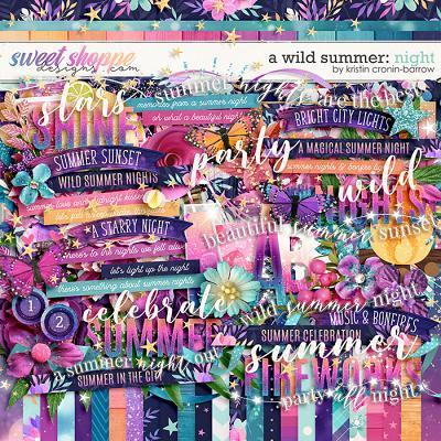 A Wild Summer Night by Kristin Cronin-Barrow