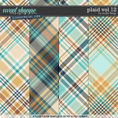 Plaid VOL 12 by Studio Flergs
