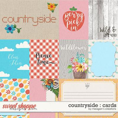 Countryside : Cards by Meagan's Creations