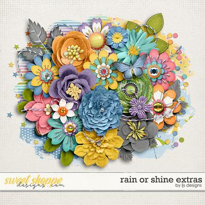 Rain Or Shine Extras by LJS Designs