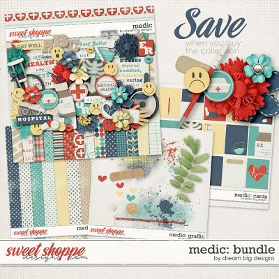 Medic: Bundle by Dream Big Designs
