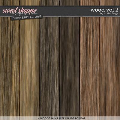 Wood VOL 2 by Studio Flergs