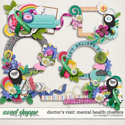 Doctor's Visit: Mental Health Clusters by Meagan's Creations