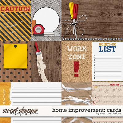 Home Improvement: Cards by River Rose Designs