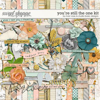 You're Still the One: Kit by River Rose Designs & Studio Basic Designs