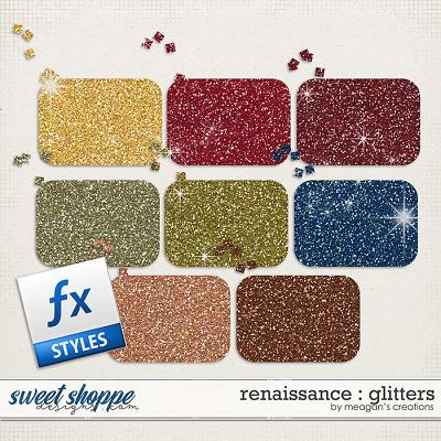 Renaissance : Glitters by Meagan's Creations