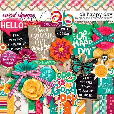 Oh Happy Day by Grace Lee and Meghan Mullens