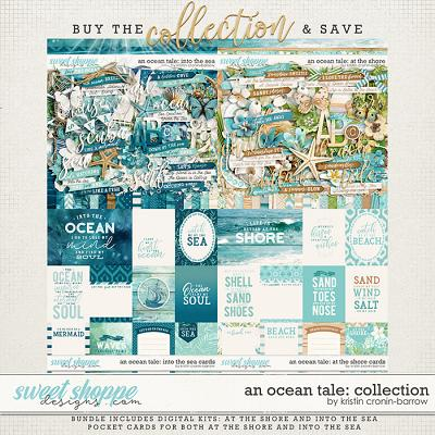 An Ocean Tale: Collection by Kristin Cronin-Barrow