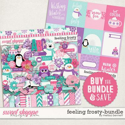 Feeling Frosty Bundle by Melissa Bennett
