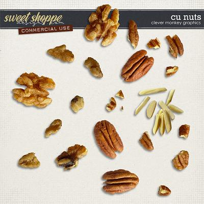 CU Nuts by Clever Monkey Graphics