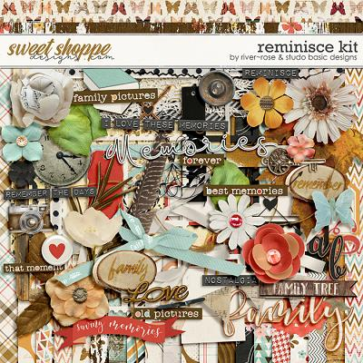 Reminisce Kit by River Rose & Studio Basic Designs