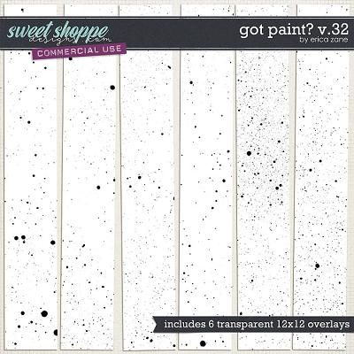Got Paint? v.32 by Erica Zane