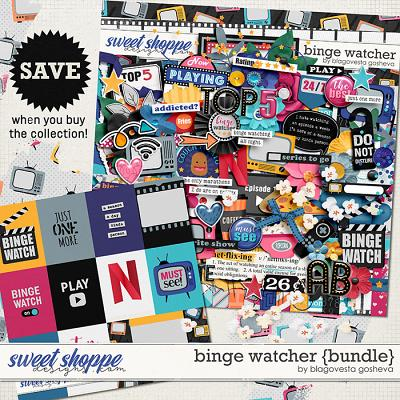 Binge Watcher {bundle} by Blagovesta Gosheva