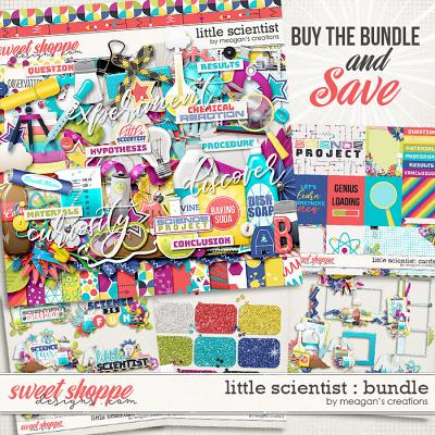Little Scientist: Collection Bundle by Meagan's Creations