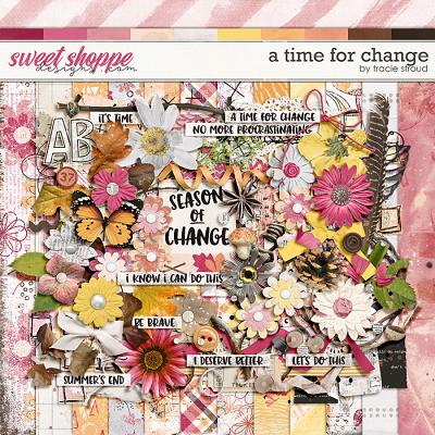 A Time For Change Kit by Tracie Stroud