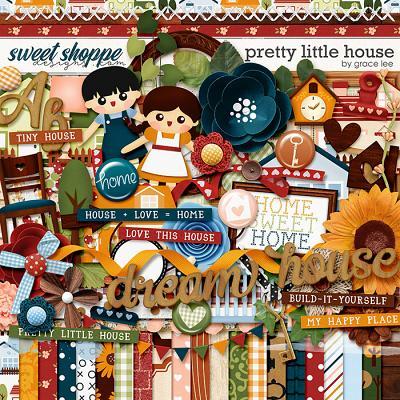 Pretty Little House by Grace Lee