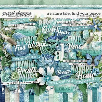 A Nature Tale: Find your Peace by Kristin Cronin-Barrow
