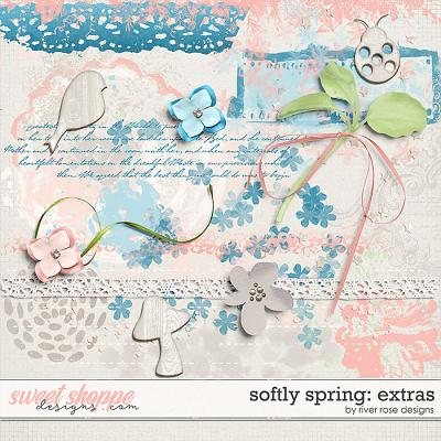 Softly Spring: Extras by River Rose Designs