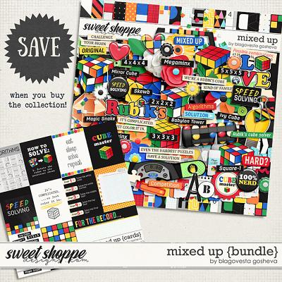 Mixed up {bundle} by Blagovesta Gosheva