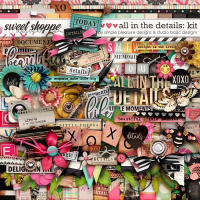All In The Details Kit by Simple Pleasure Designs and Studio Basic