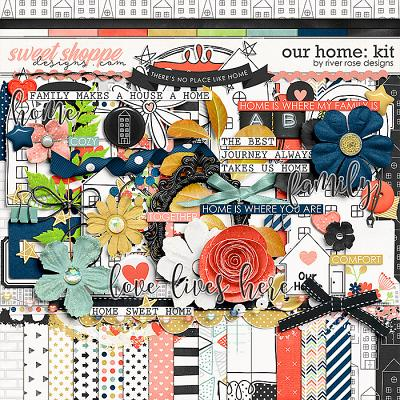 Our Home: Kit by River Rose Designs
