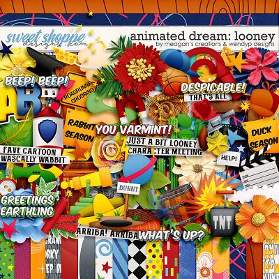 Animated Dream: Looney by Meagan's Creations and WendyP Designs