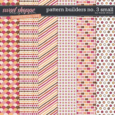 CU Pattern Builders no. 3 Small by Tracie Stroud